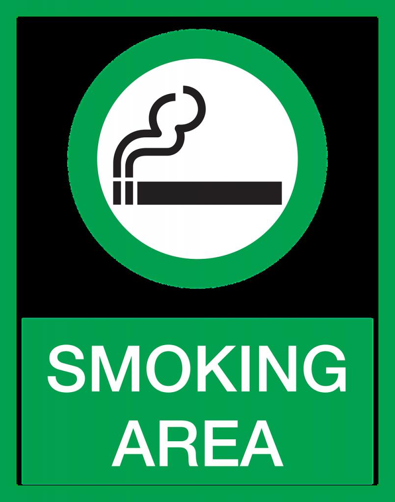 איך שומרים על ניקיון בפינת העישון